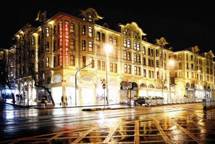 Crowne Plaza Istanbul