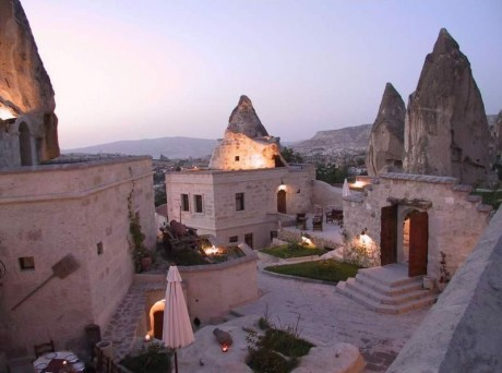 CCS Cappadocia Cave Suites