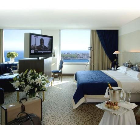 The Marmara Hotel in Istanbul