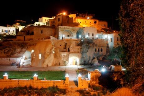 Hotel Cave Delux in Cappadocia