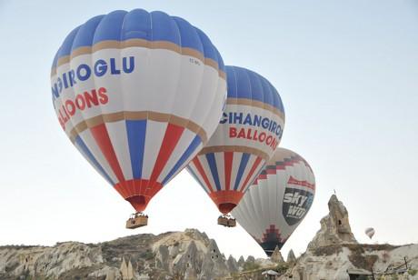 Ballon Tour Photos
