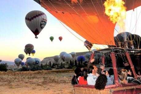 Cappadocia Balloons Photos