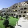 Alfina cave hotel in Cappadocia
