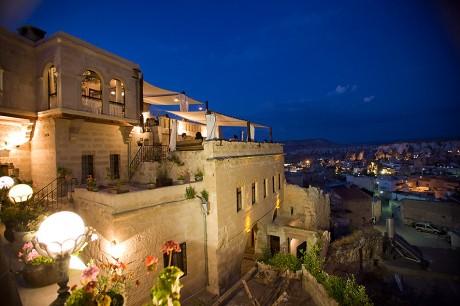 Kelebek Hotel in Cappadocia