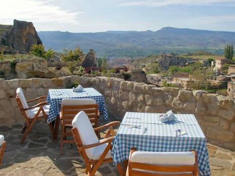 Esbelli House in Cappadocia