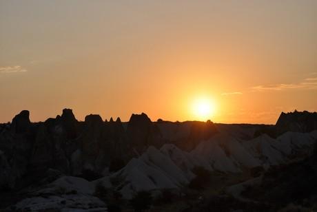 Sun Rise Cappadocia