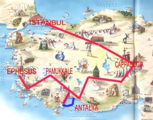 Turkey Tour